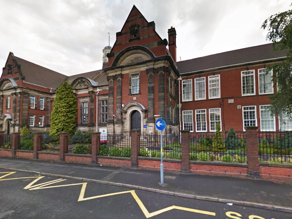 King Edward VI School for Girls in Handsworth